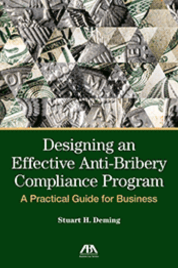 Designing an Effective Anti-Bribery Compliance Program